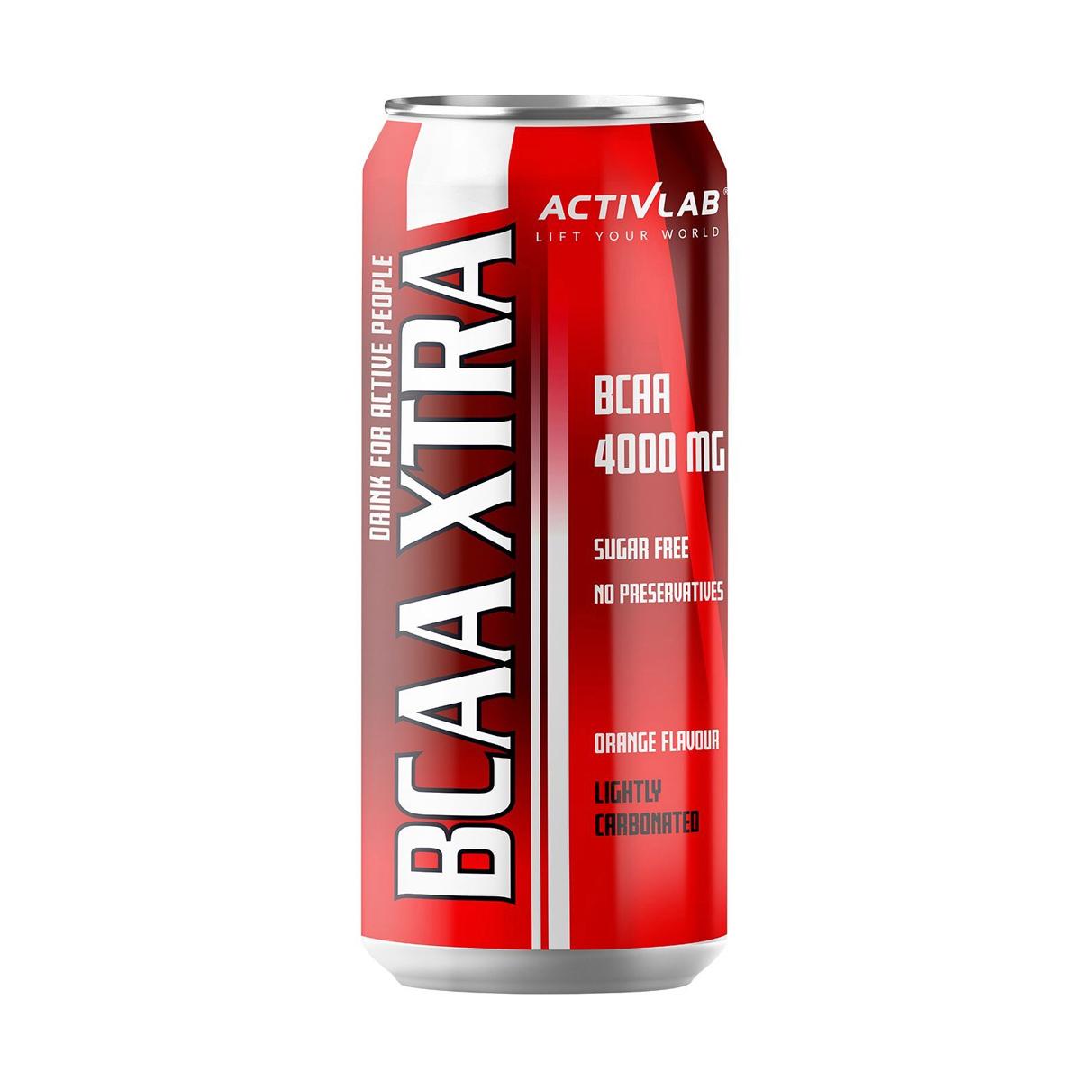 ActivLab BCAA Drink 250 ml pomeranč