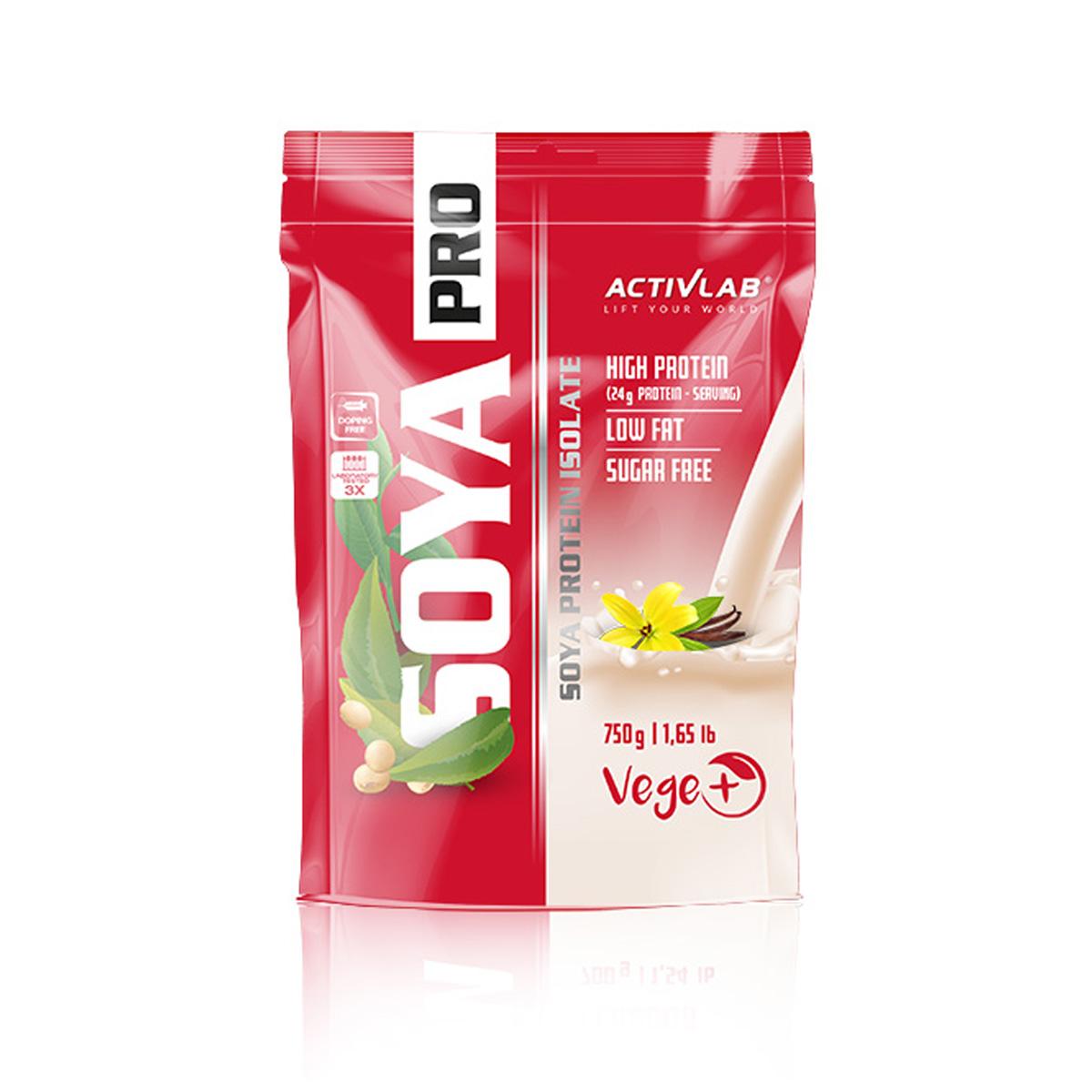 ActivLab Soja Pro vanilka 750 g
