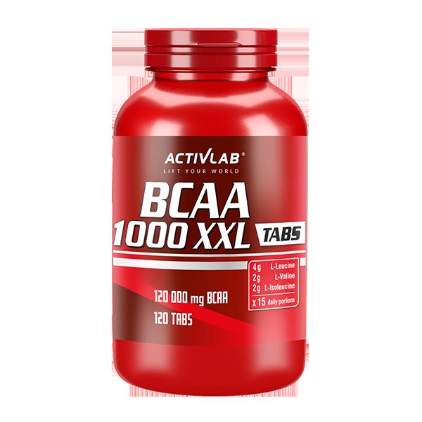 ActivLab BCAA 1000 XL 120 tbl
