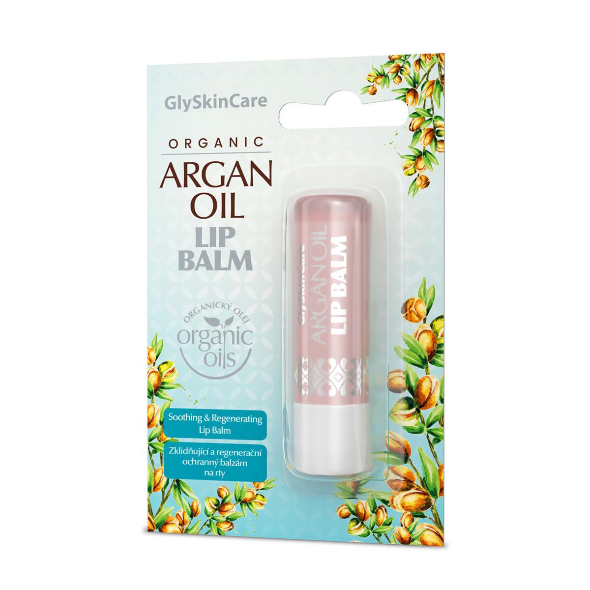 Biotter Balzám Argan Oil Lip Balm 4,9 g