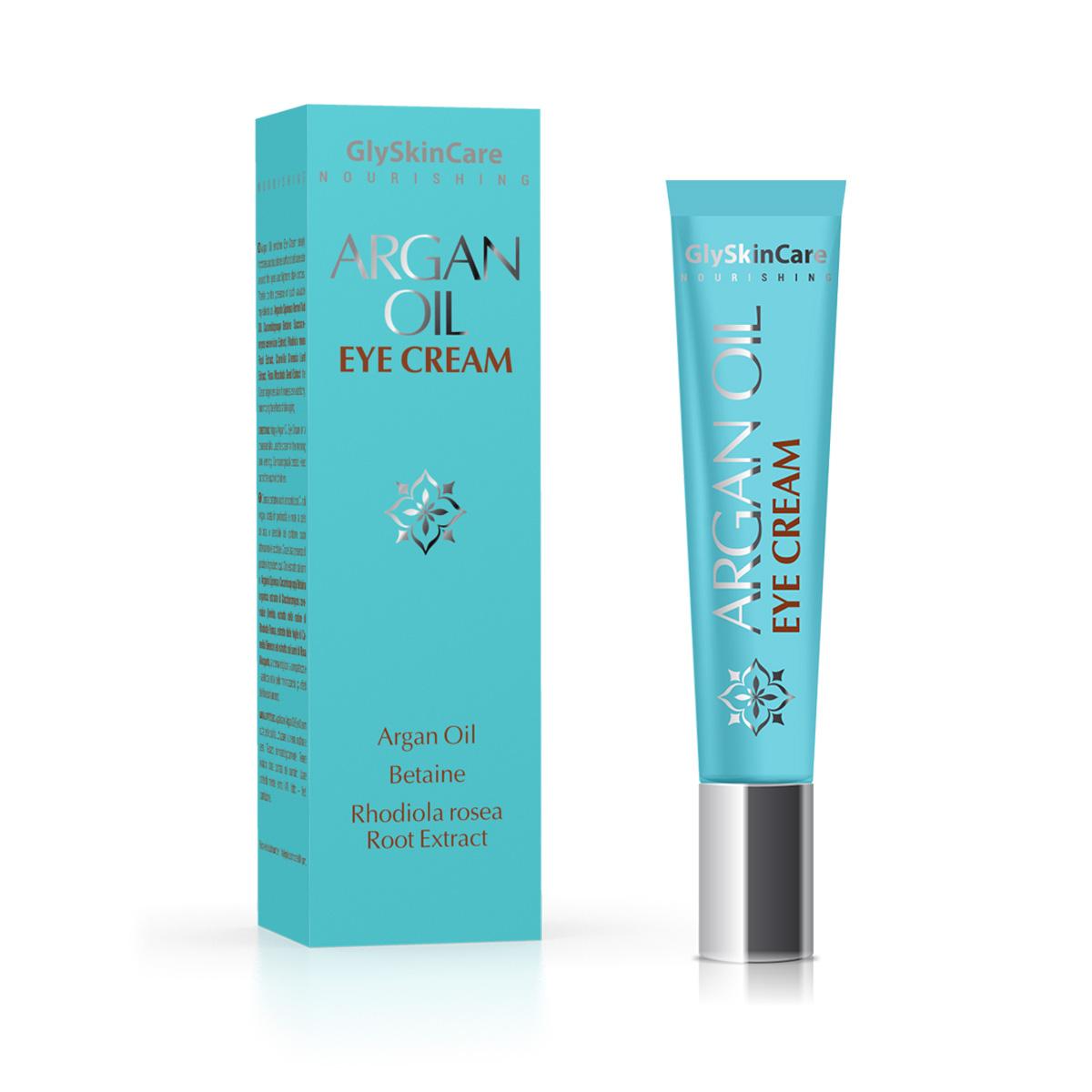Biotter Oční krém s arganovým olejem 15 ml