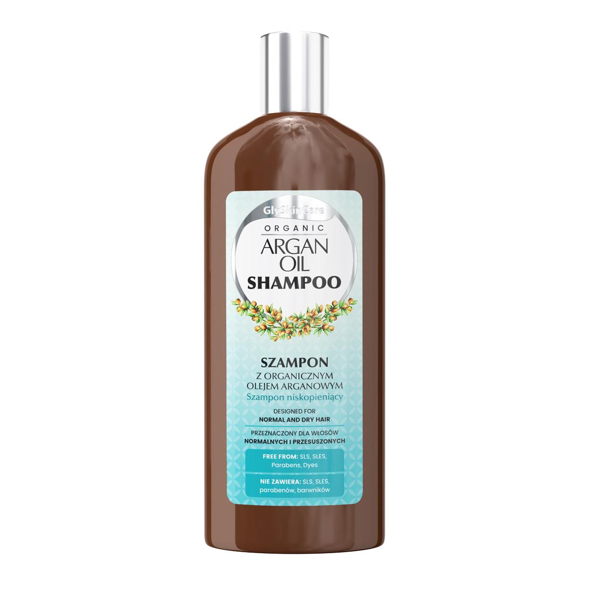 Biotter Šampon s arganovým olejem 250 ml