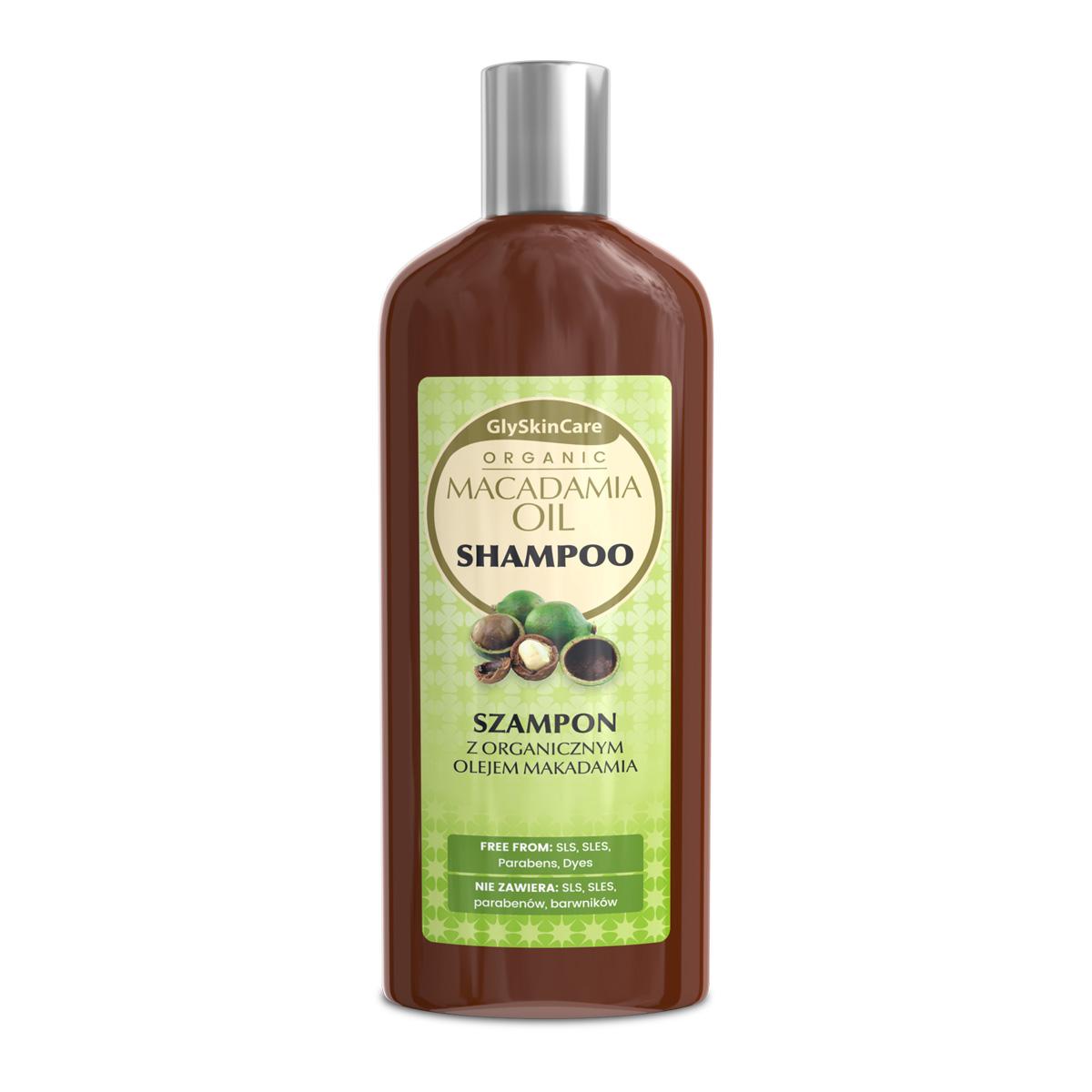 Biotter Šampon s makadamovým olejem 250 ml