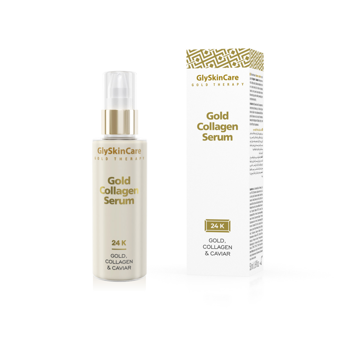 Biotter Kolagenové sérum se zlatem 50 ml