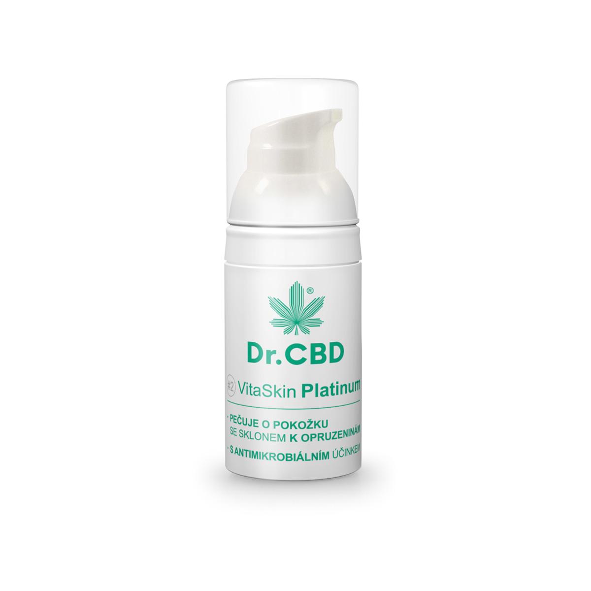 Dr. CBD VitaSkin Platinum 30 ml