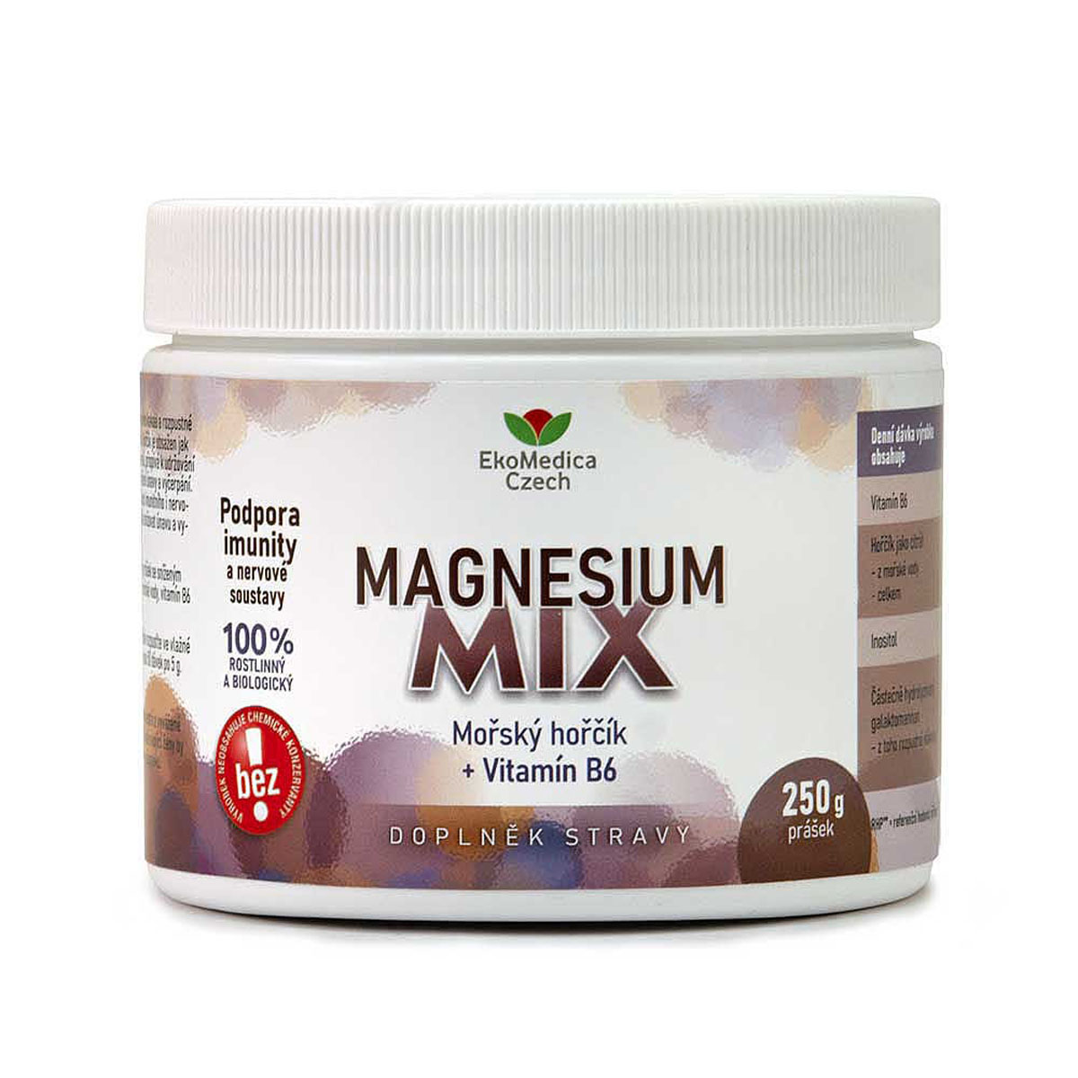 EkoMedica Magnesium mix 250 g