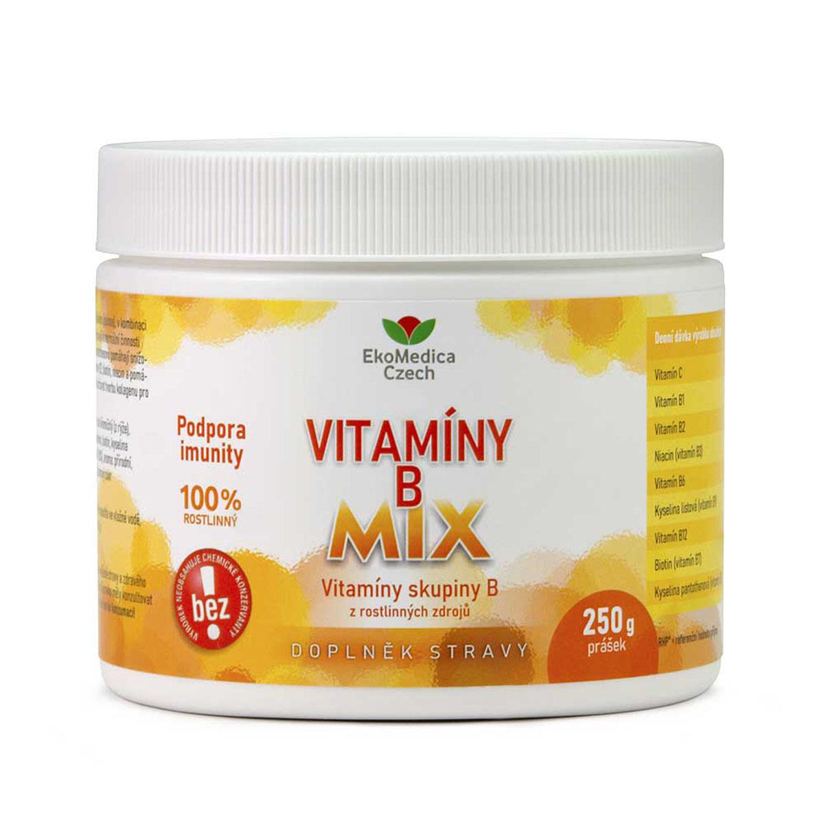 EkoMedica Vitamíny B mix 250 g