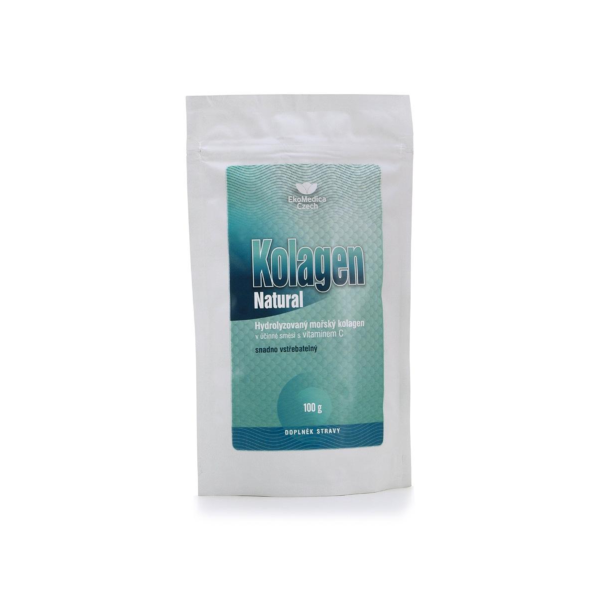 EkoMedica Kolagen Natural 100 g