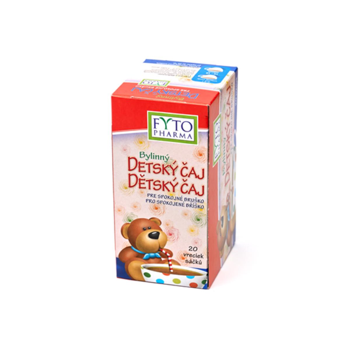 Fytopharma Dětský čaj 20 x 1 g