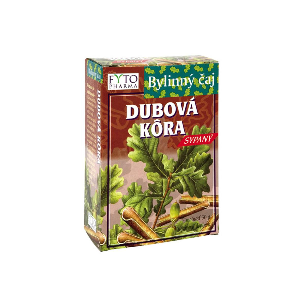 Fytopharma Dubová kůra 50 g