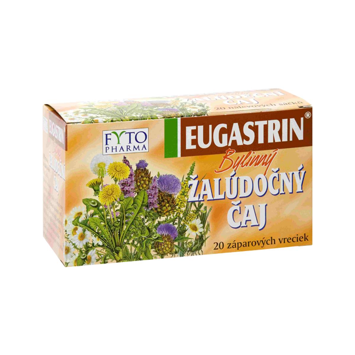 Fytopharma EUGASTRIN® bylinný čaj na trávení 20 x 1 g