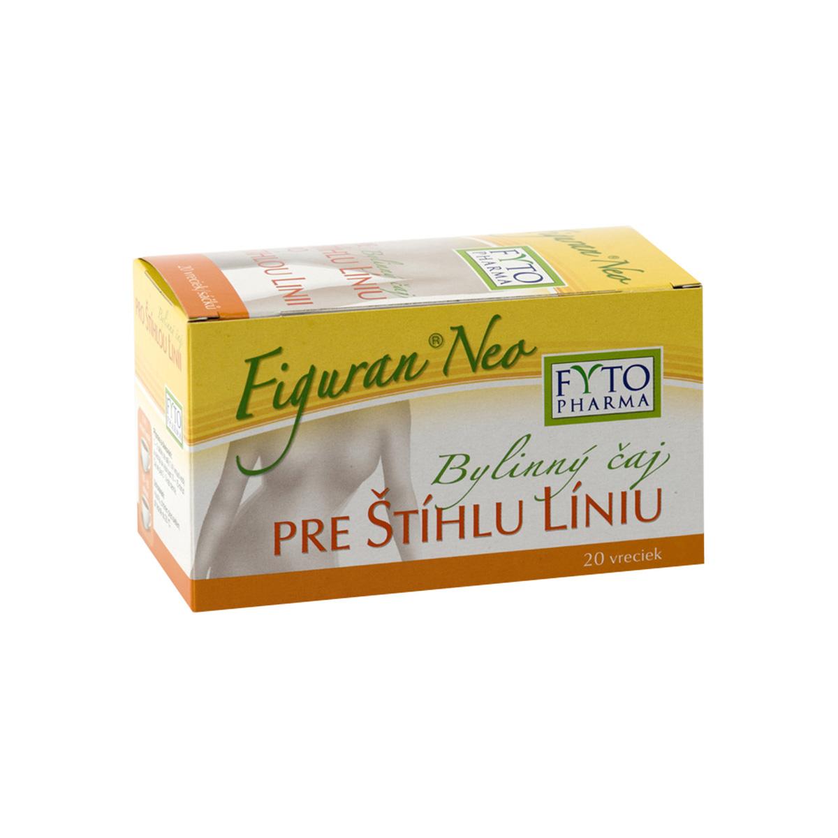 Fytopharma FIGURAN® NEO bylinný čaj pro štíhlou linii 20 x 2 g