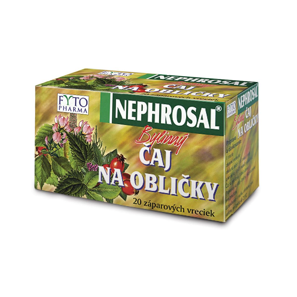 Fytopharma NEPHROSAL ®  bylinný čaj na ledviny 20 x 1,5 g