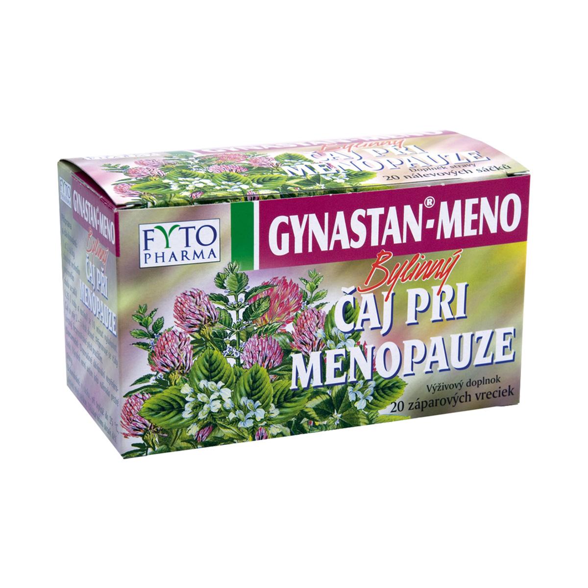 Fytopharma GYNASTAN® MENO bylinný čaj při menopauze 20 x 1,5 g