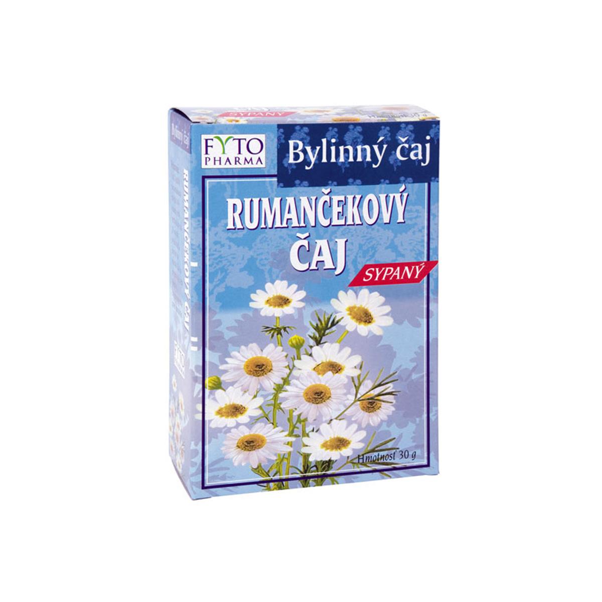 Fytopharma Heřmánkový čaj 30 g