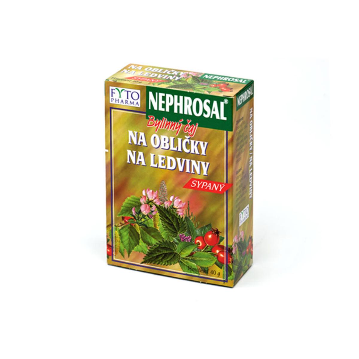 Fytopharma NEPHROSAL® bylinný čaj na ledviny 40 g