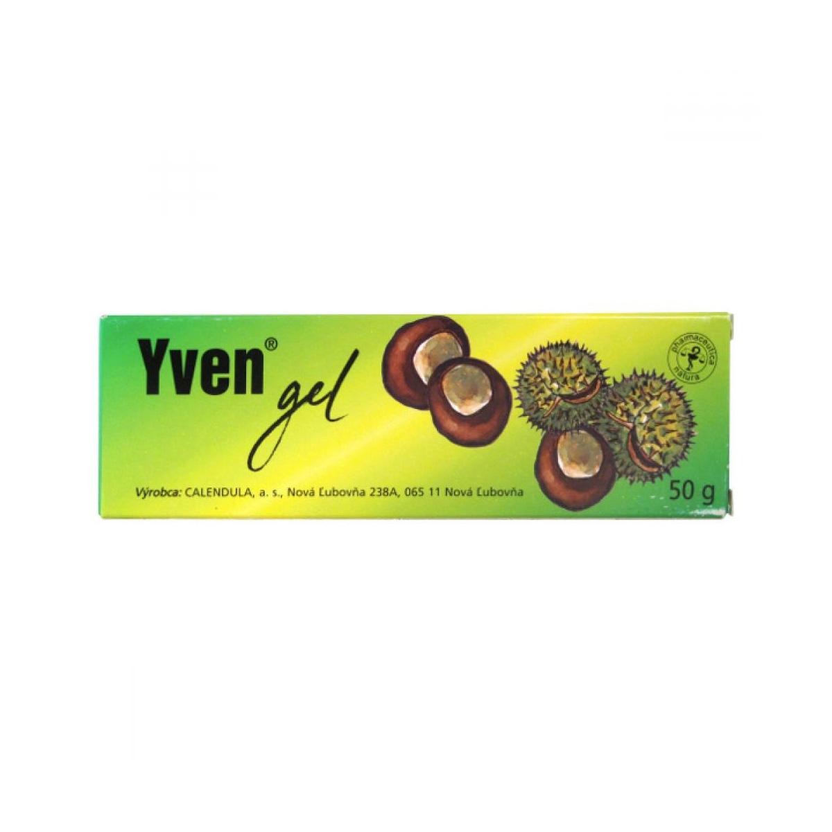 Fytopharma Yven® gel hojivý gel 50 g