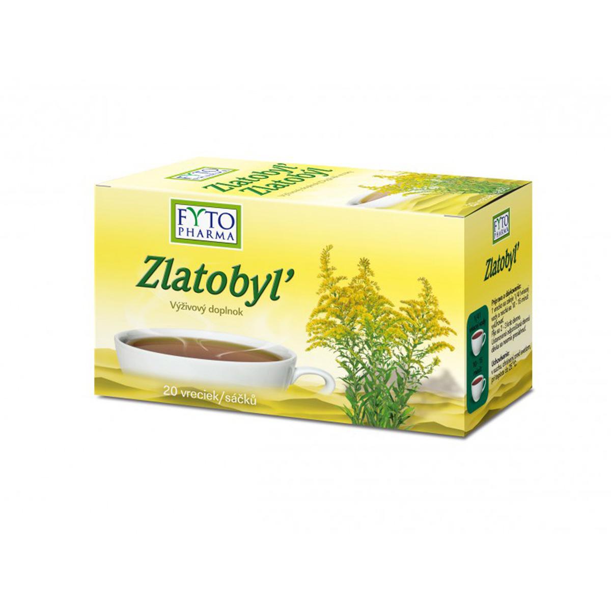 Fytopharma Zlatobýl 20 x 1,5 g