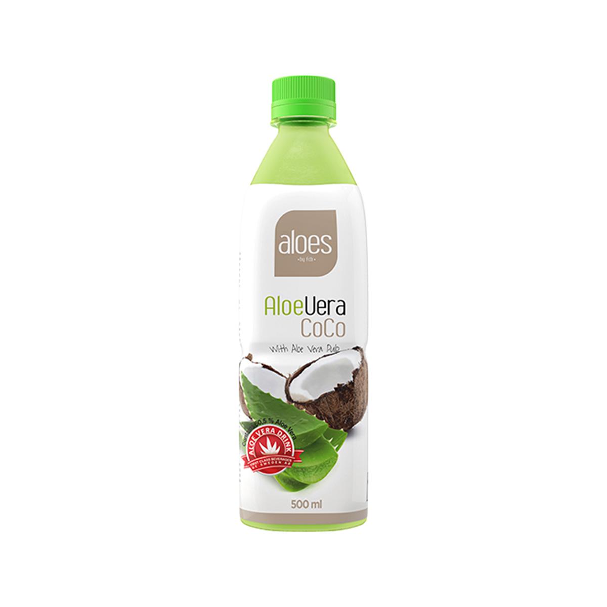 FCB Aloe Vera kokos 500 ml