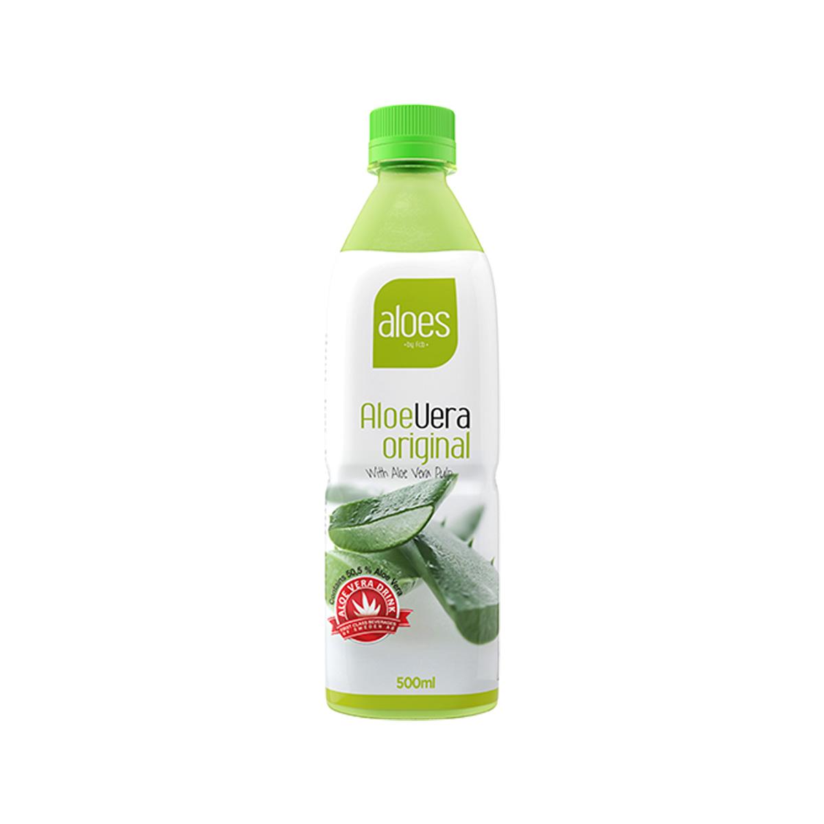 FCB Aloe Vera original 500 ml