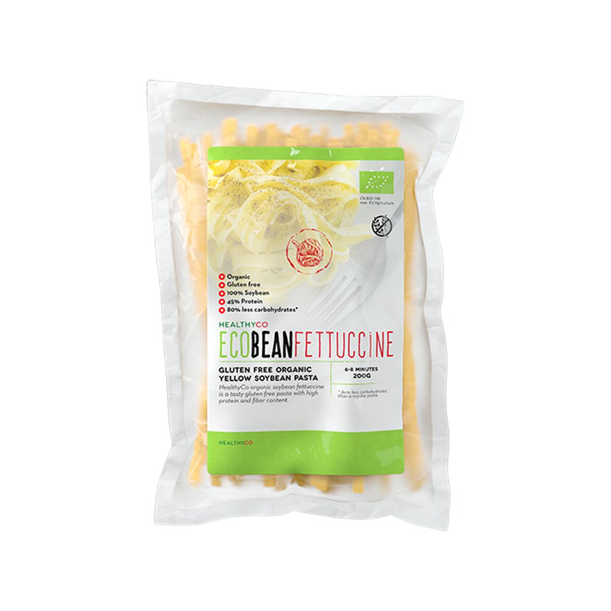 HealthyCo EKO Bean fettuccine 200 g