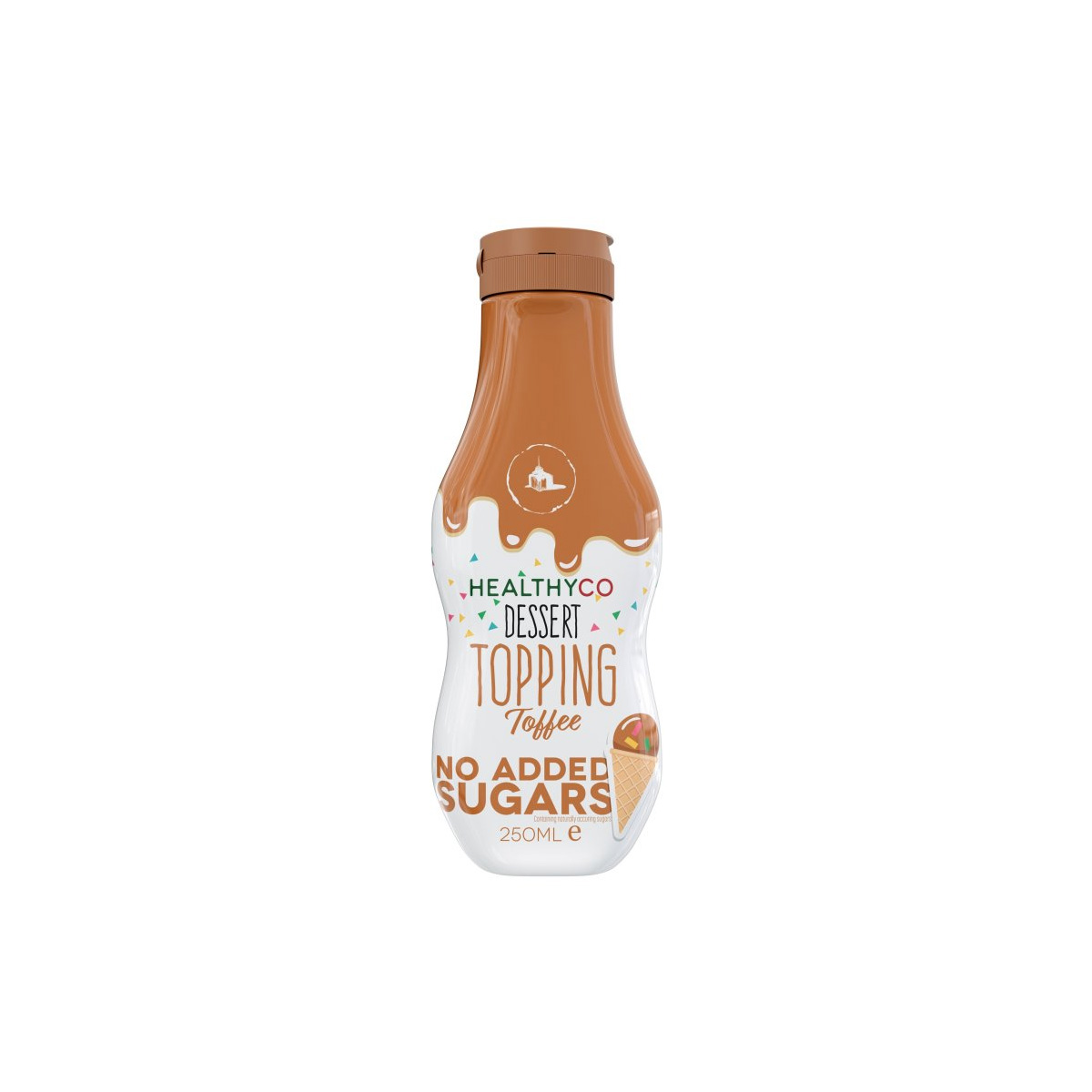 HealthyCo Topping toffee 250 ml