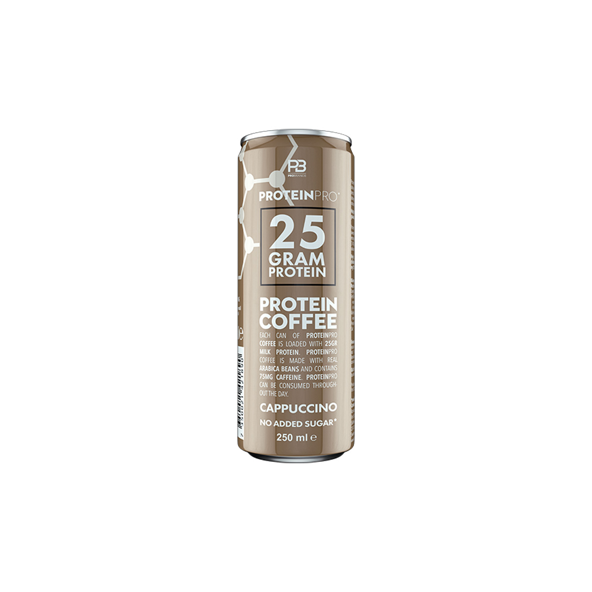 FCB ProteinPRO Coffee cappuccino 250 ml