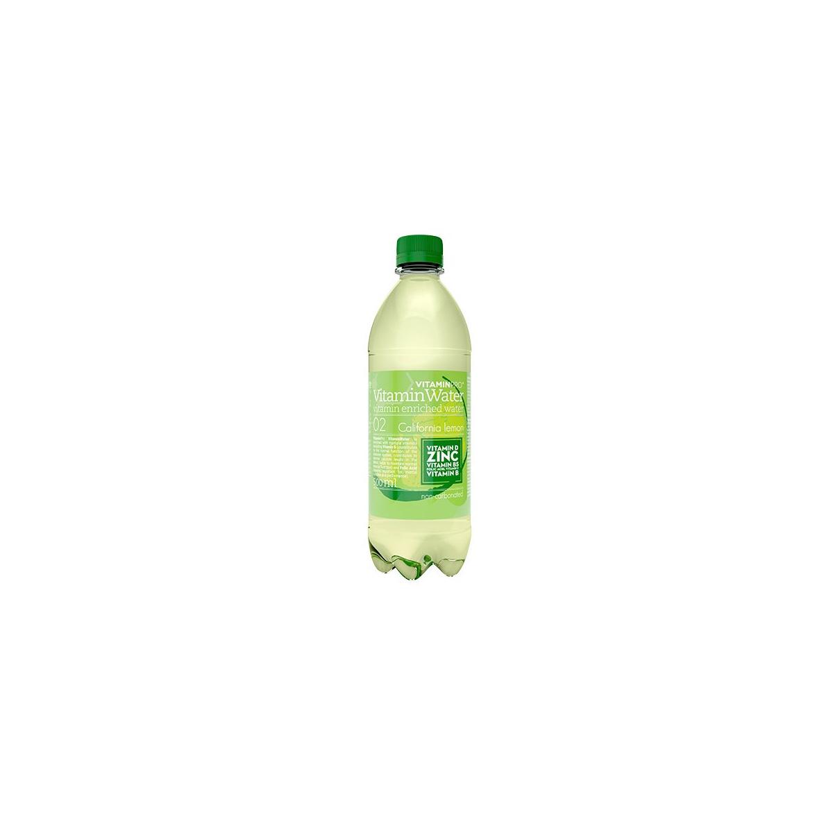 VitaminPro Vitamínová voda citron 500 ml