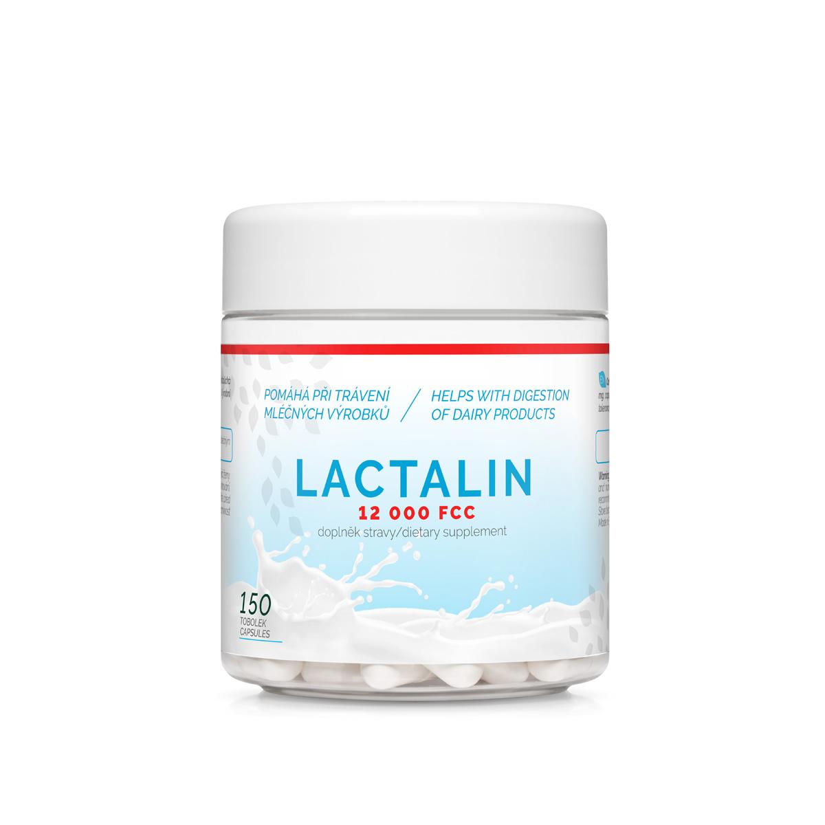 Lactalin 12000 FCC 150 cps