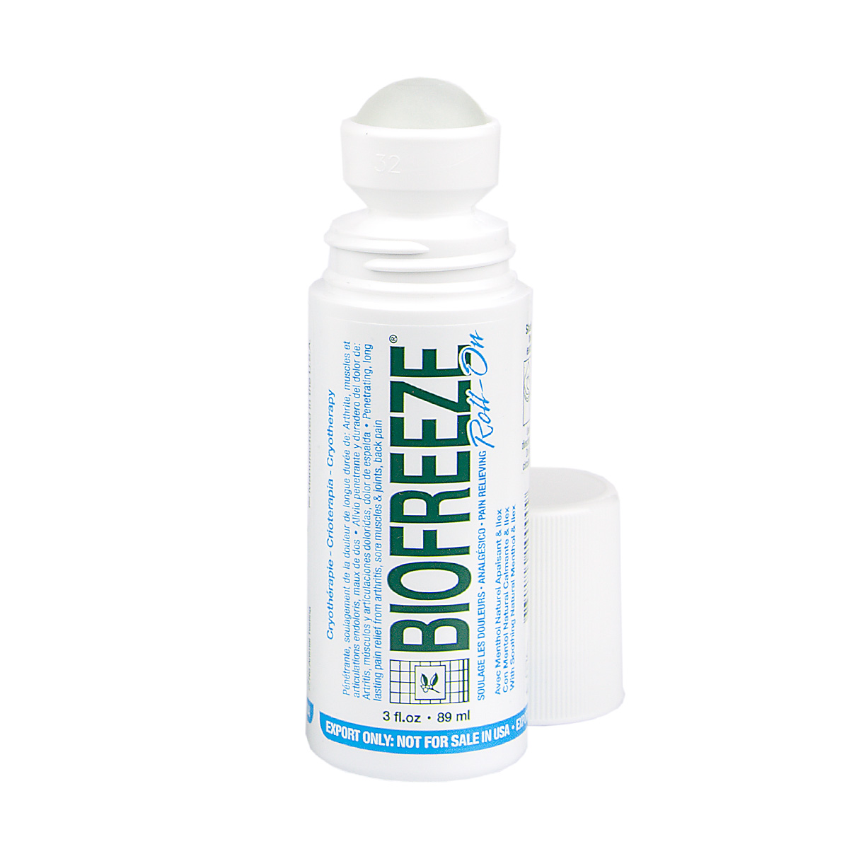 Biofreeze roll-on 89 ml