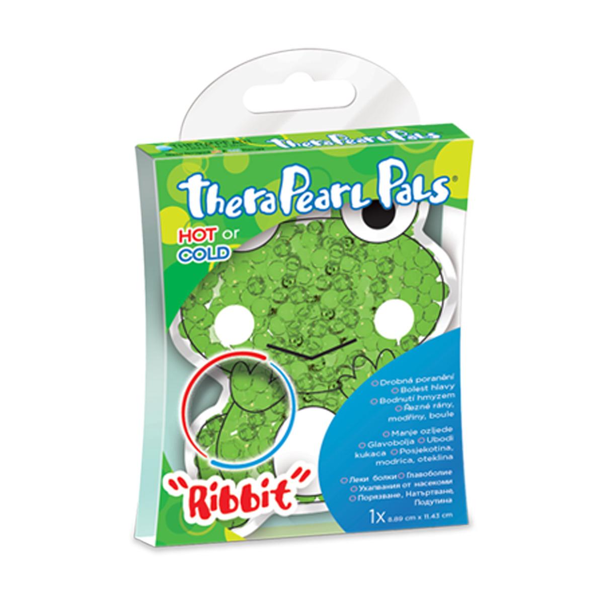 TheraPearl Kids Žabička chladivý/hřejivý obklad pro děti