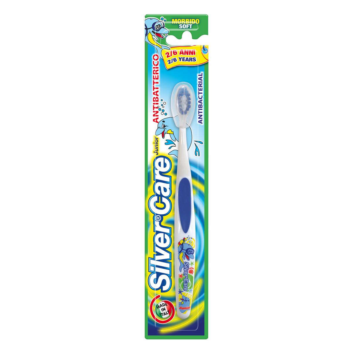 SilverCare Dětský zubní kartáček 2 - 6 let měkký