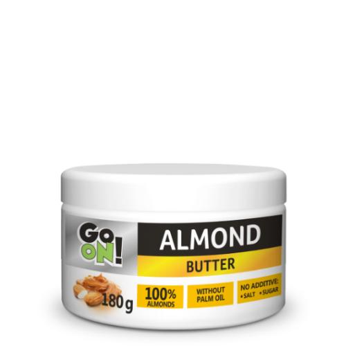Vieste GO ON Mandlové máslo 180 g