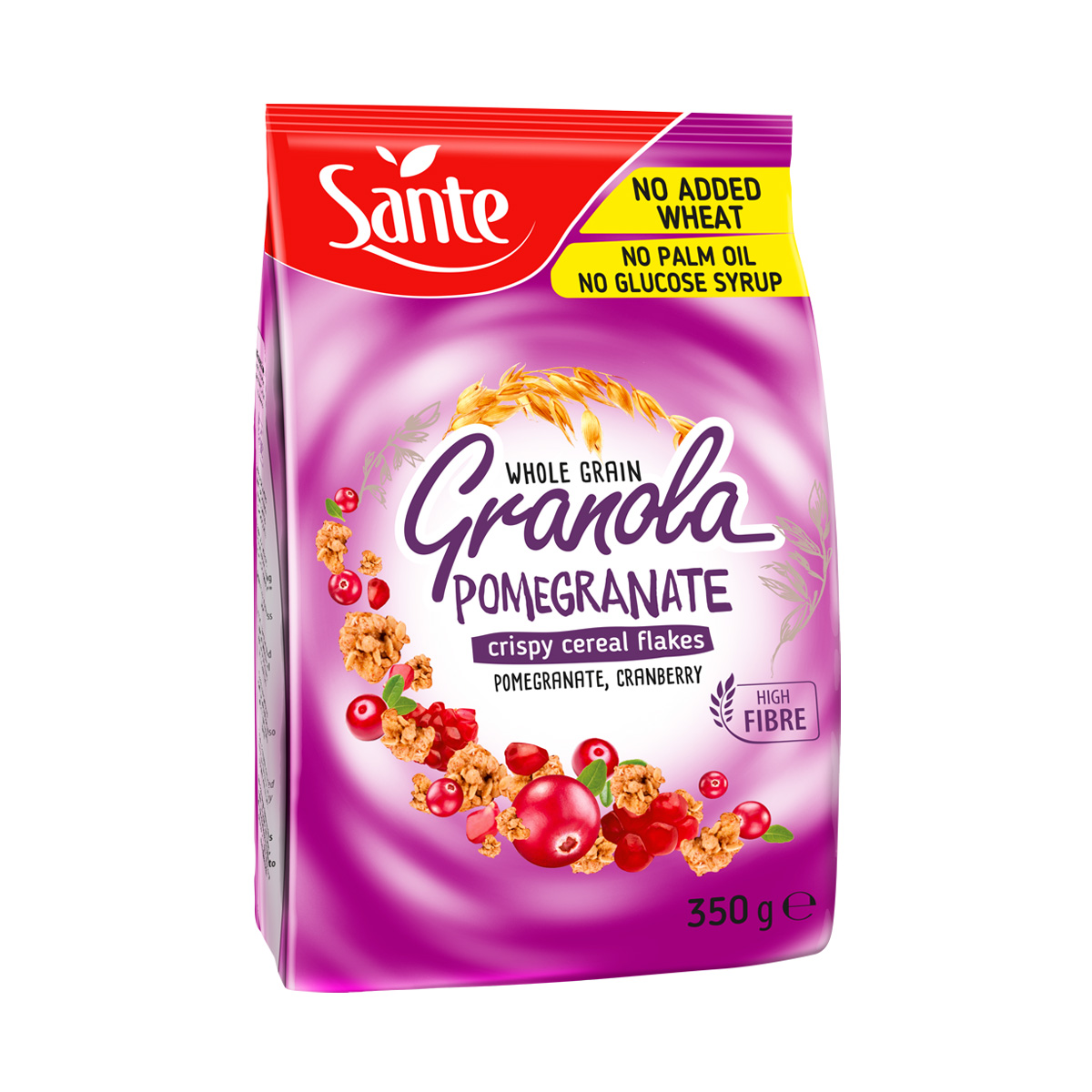 Vieste Granola granátové jablko 350g