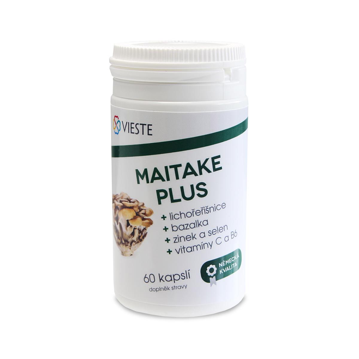 Vieste Maitake plus 60 cps