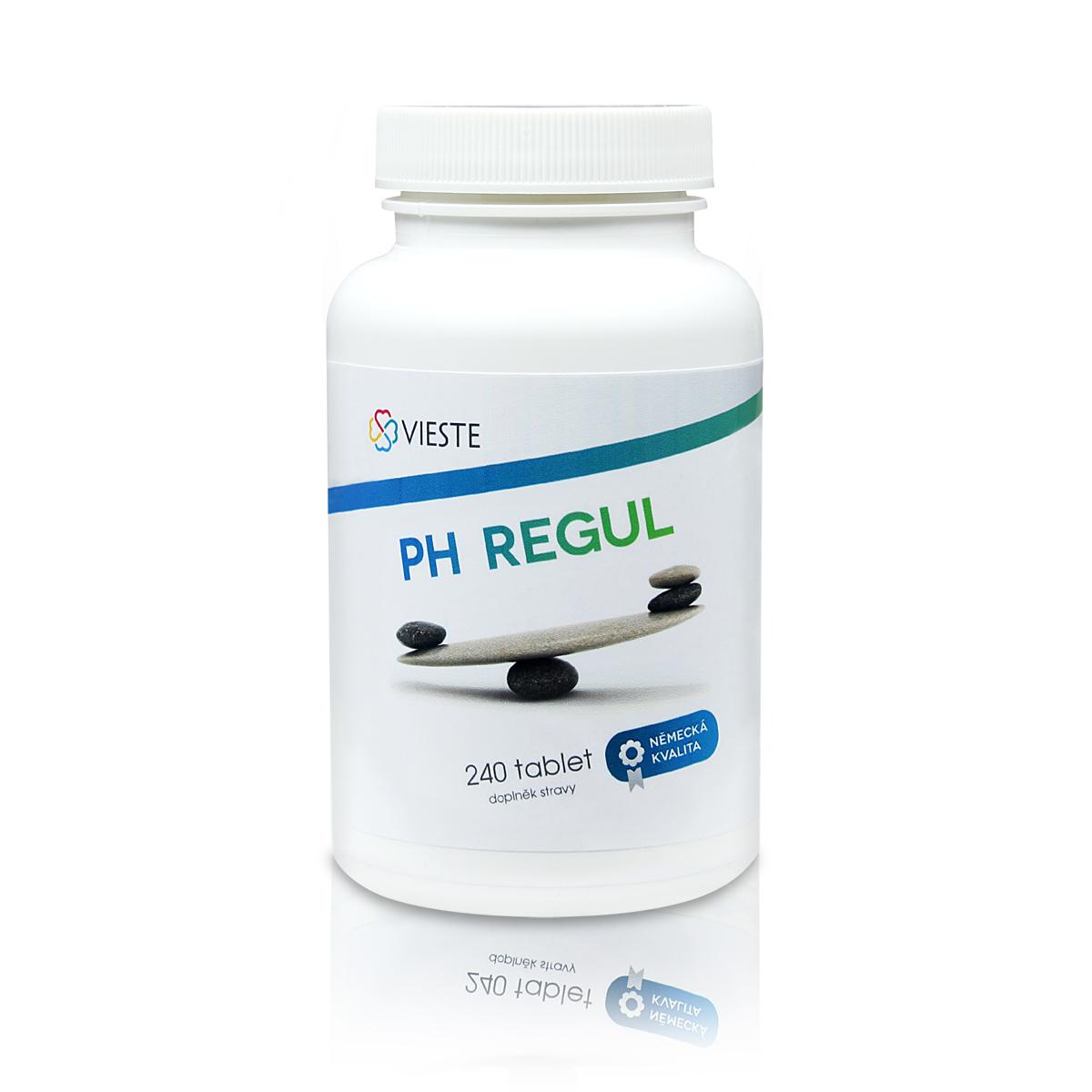 Vieste pH Regul 240 tbl