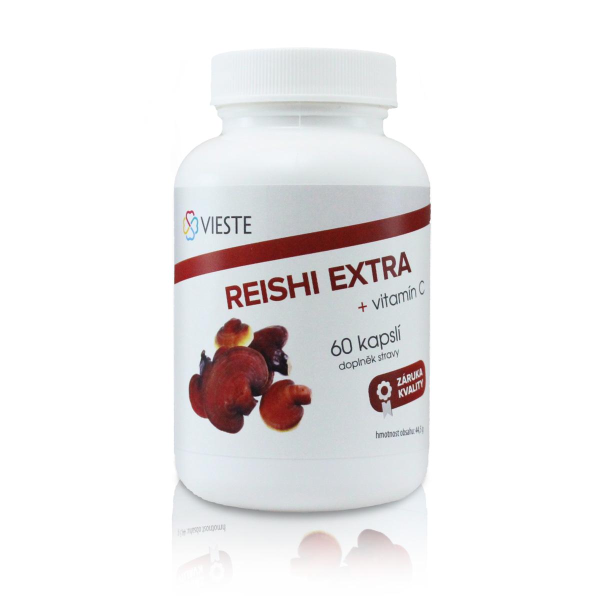 Vieste Reishi extra 60 cps