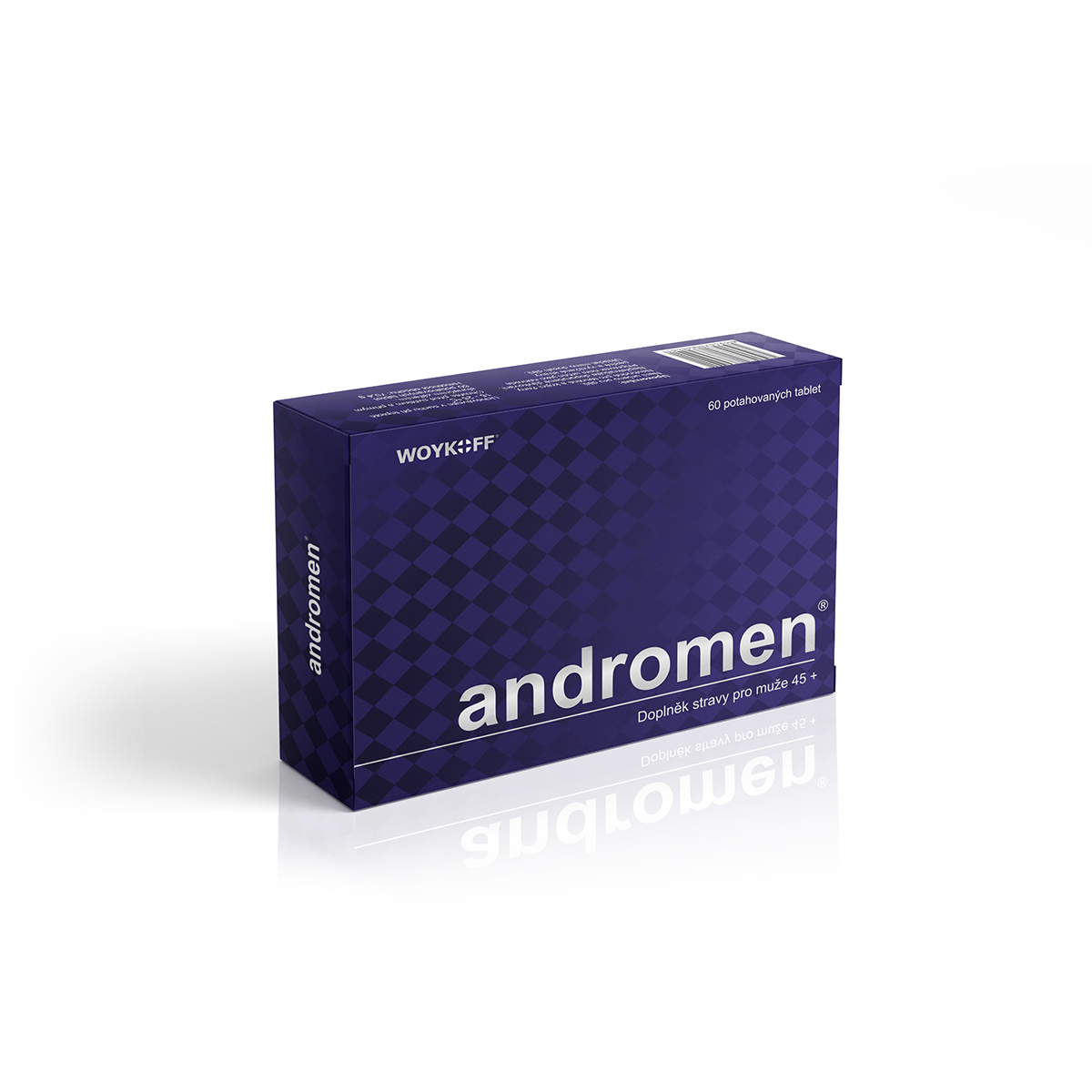 Woykoff andromen 60 tbl