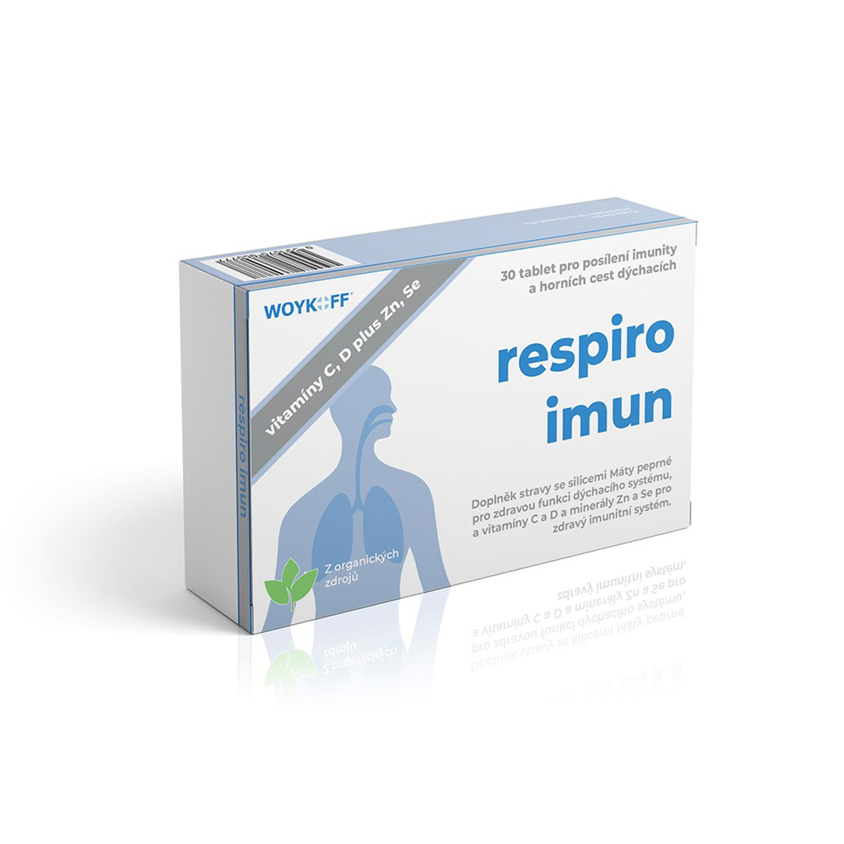 Woykoff respiro imun 30 tbl